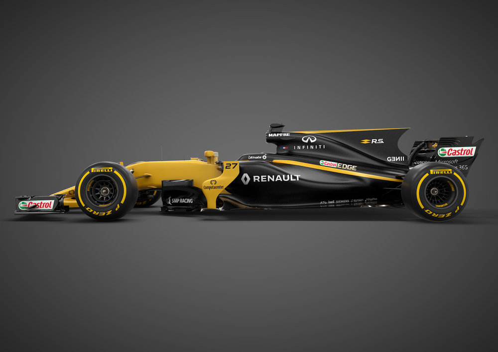 Salracing | Renault RS17 1