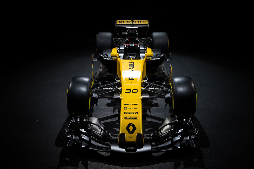 Salracing | Renault RS17 8