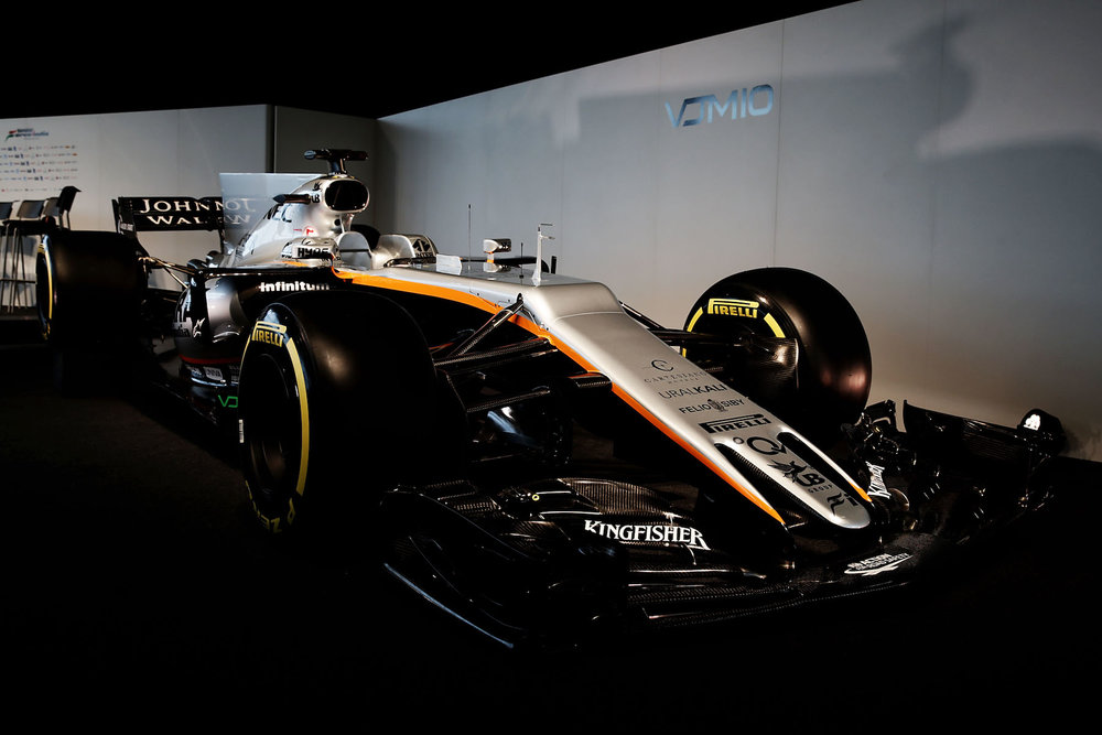 Salracing | Force India VJM10 3