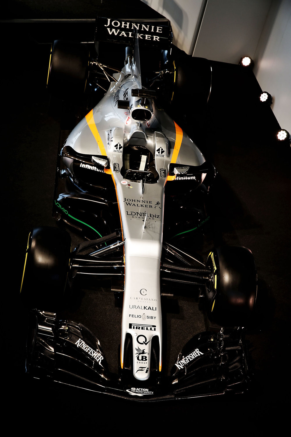 Salracing | Force India VJM10 4