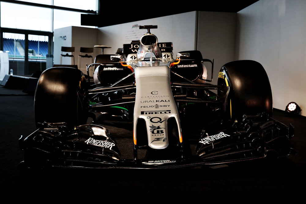 Salracing | Force India VJM10 1