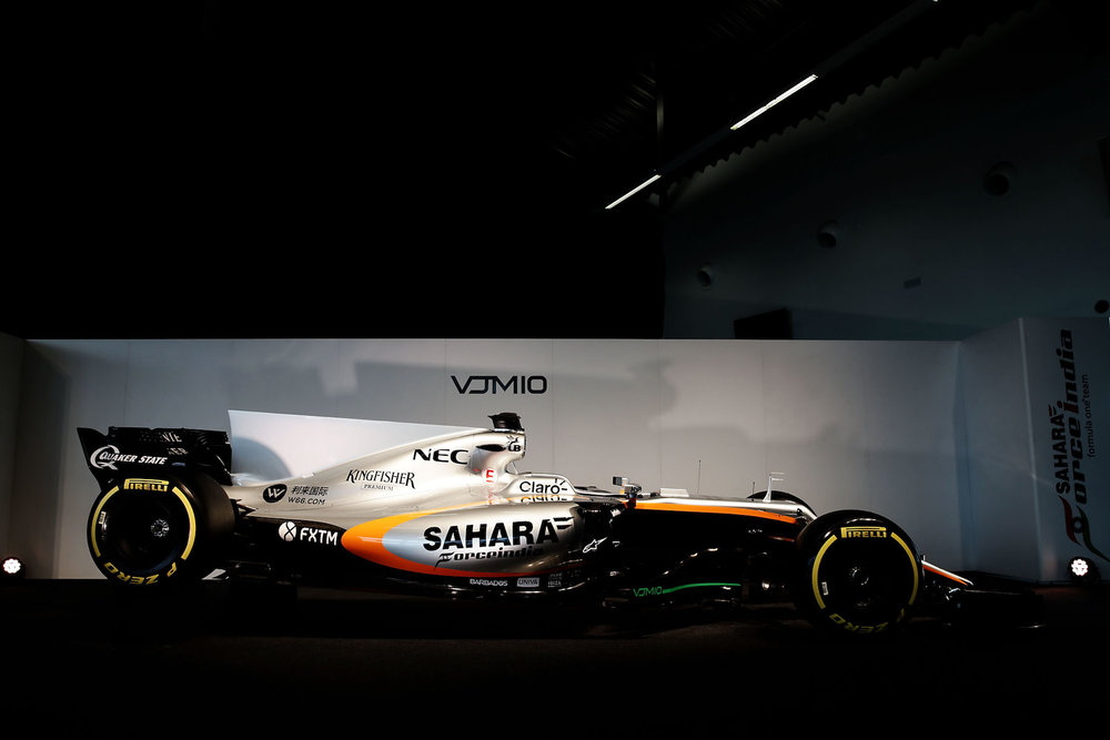 Salracing | Force India VJM10 5