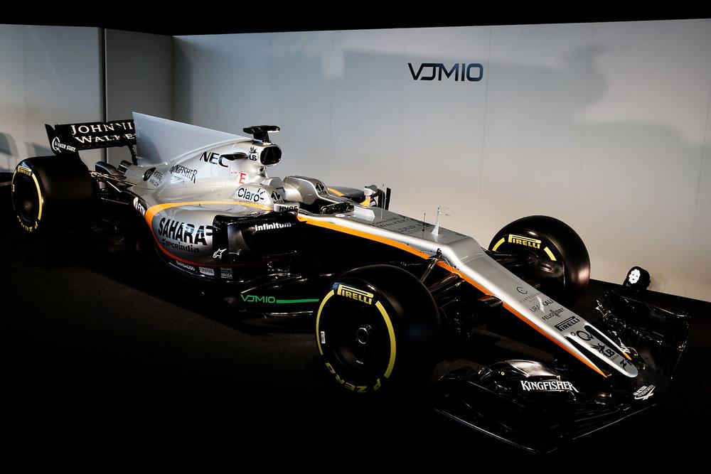 Salracing | Force India VJM10 8