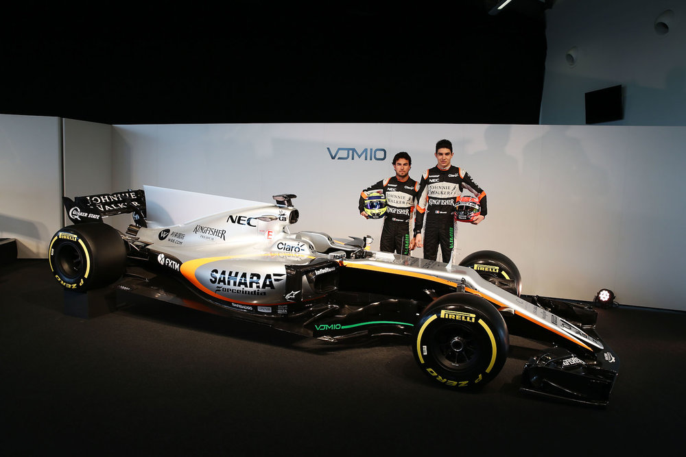 Salracing | Force India VJM10 2