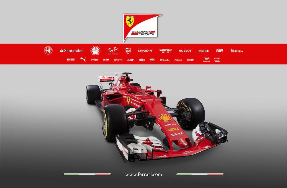 Salracing | Ferrari SF70H 4