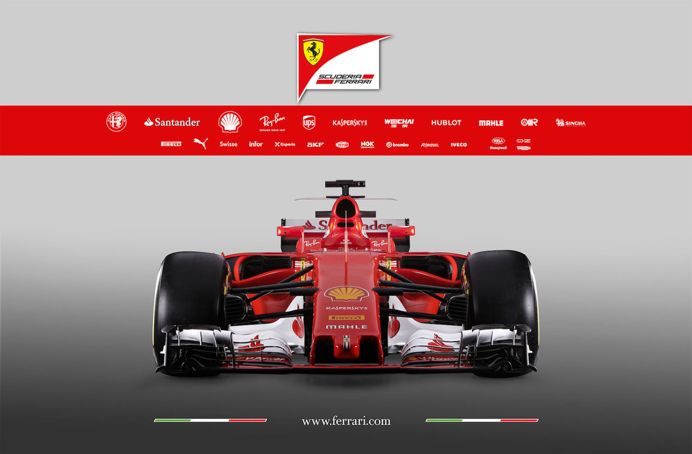 Salracing | Ferrari SF70H 3
