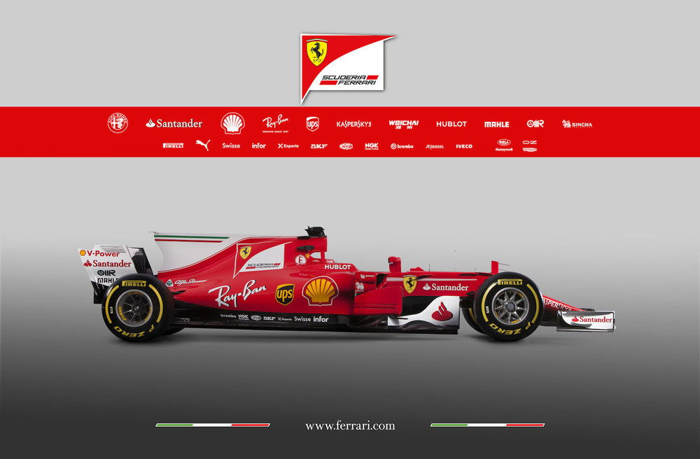 Salracing | Ferrari SF70H 7