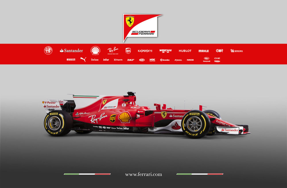 Salracing | Ferrari SF70H 6