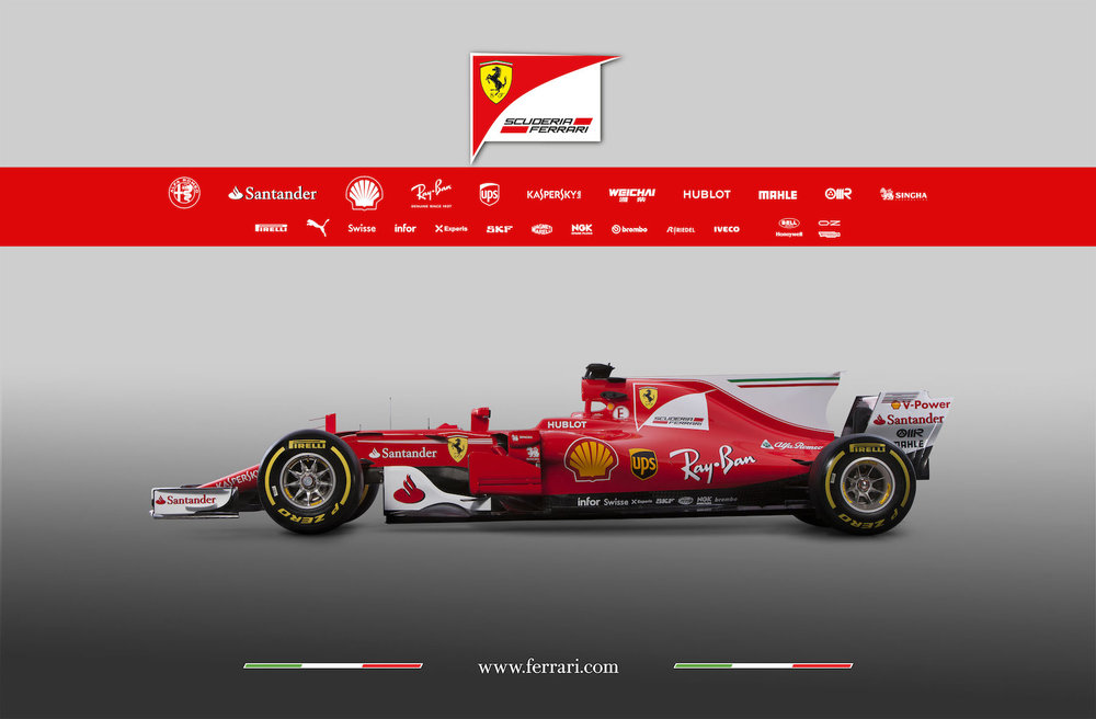 Salracing | Ferrari SF70H 2