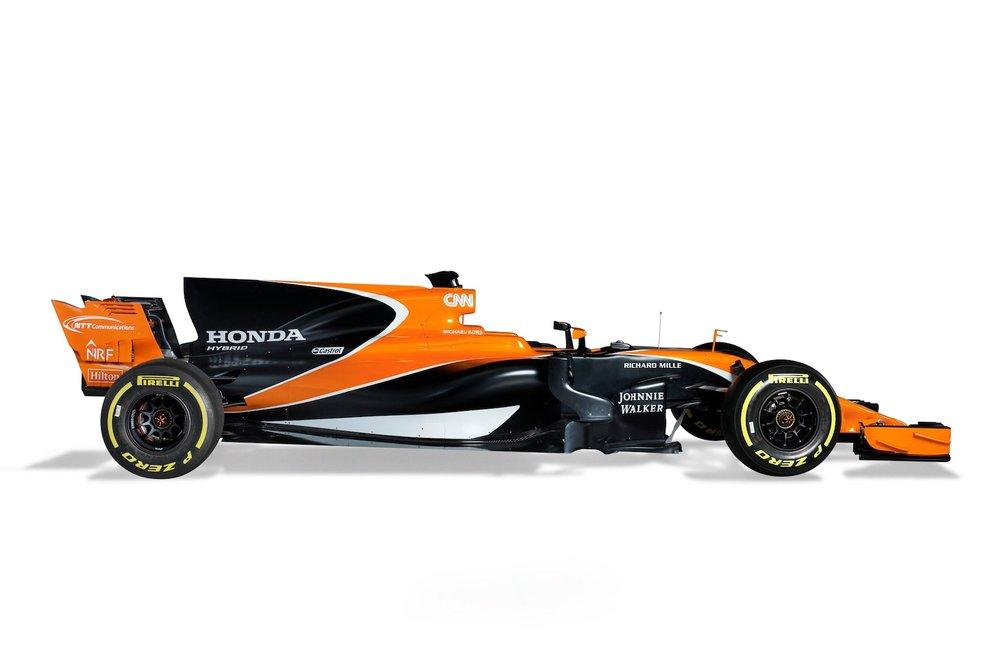 Salracing | McLaren MCL32 3