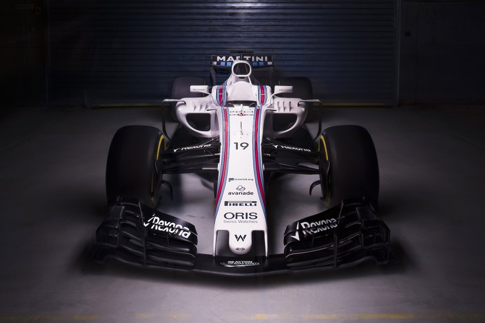Salracing | Williams Mercedes FW40 2