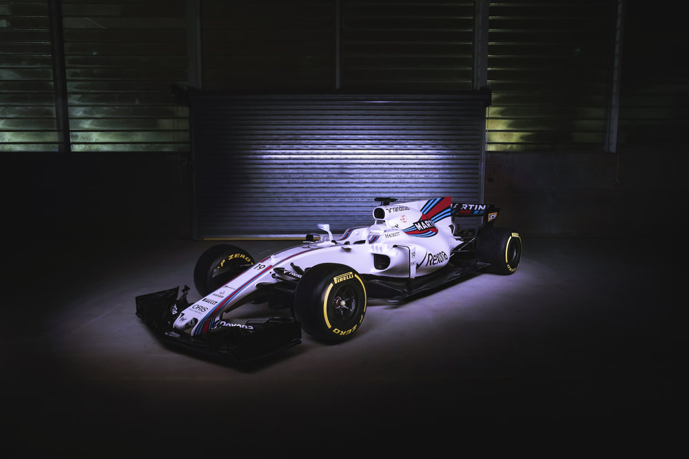 Salracing | Williams Mercedes FW40 1
