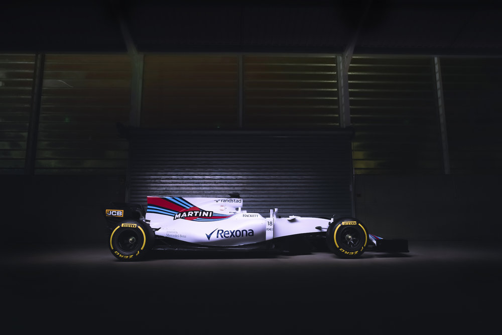 Salracing | Williams Mercedes FW40 3