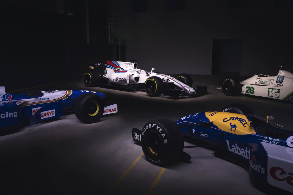 Salracing | Williams Mercedes FW40 5