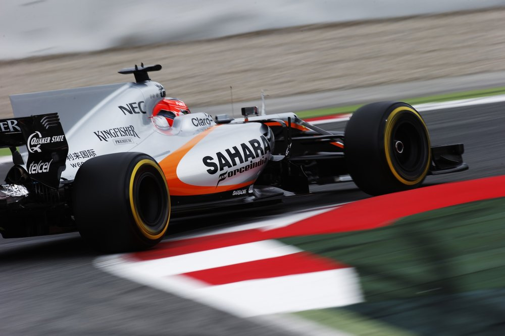 Salracing | Force India VJM10