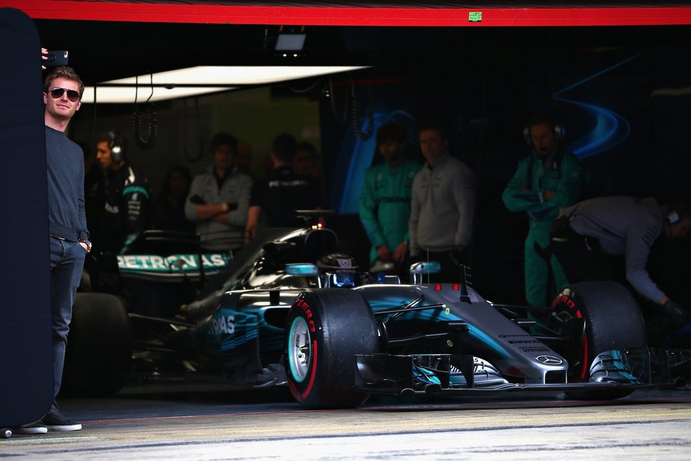 Salracing | Mercedes W08 EQ Power+