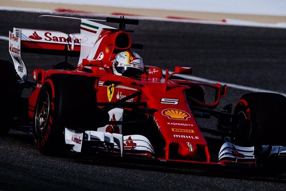 2017 Sebastian Vettel | Ferrari SF70H | 2017 Bahrain GP Q 1 copy.jpg