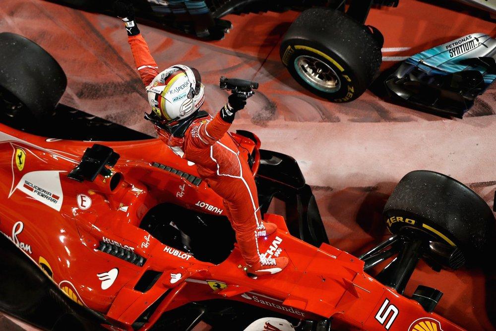 W 2017 Sebastian Vettel | Ferrari SF70H | 2017 Bahrain GP P1 5 copy.jpg