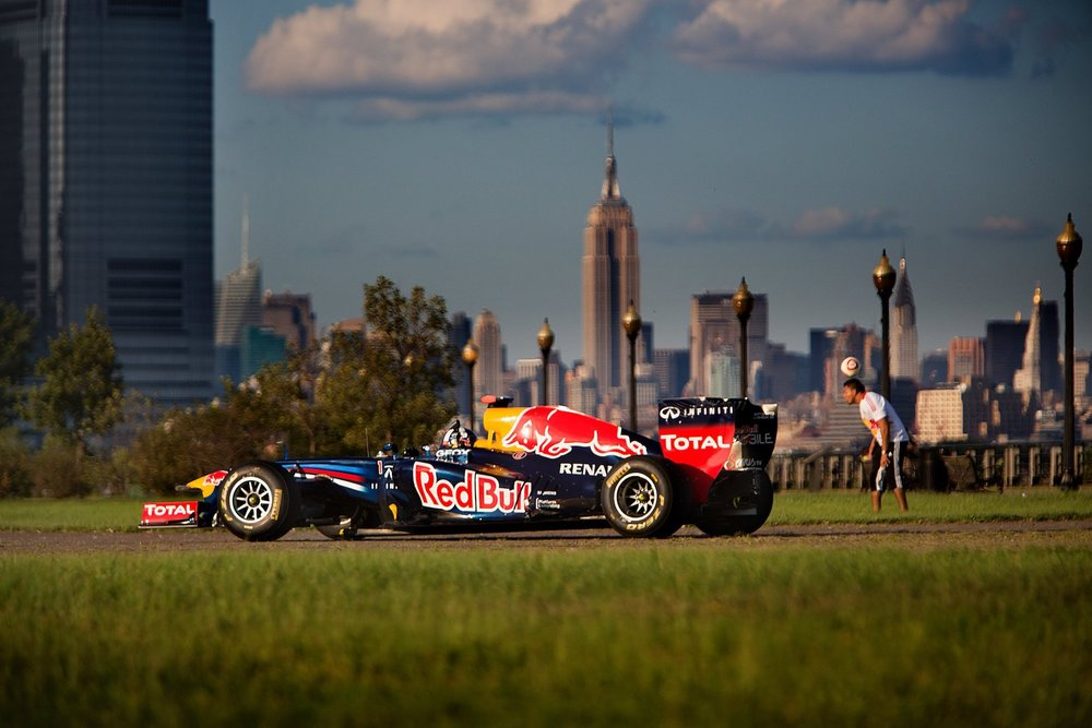 The RB7 and the Empire State Building