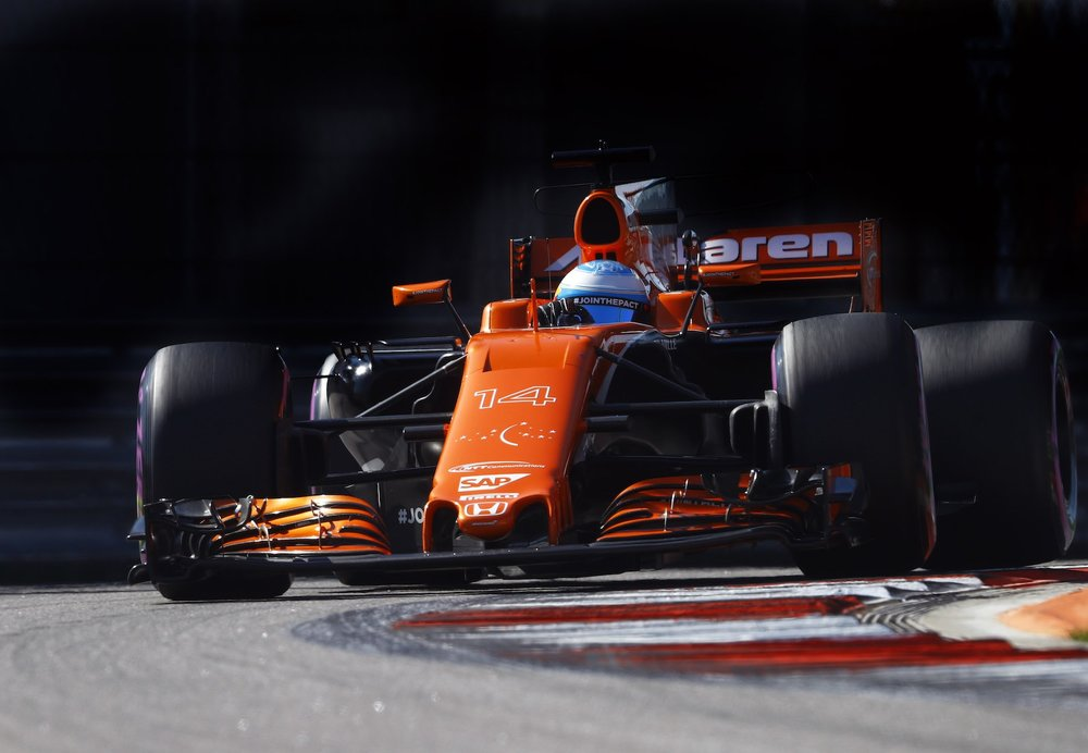 Salracing | Fernando Alonso | McLaren