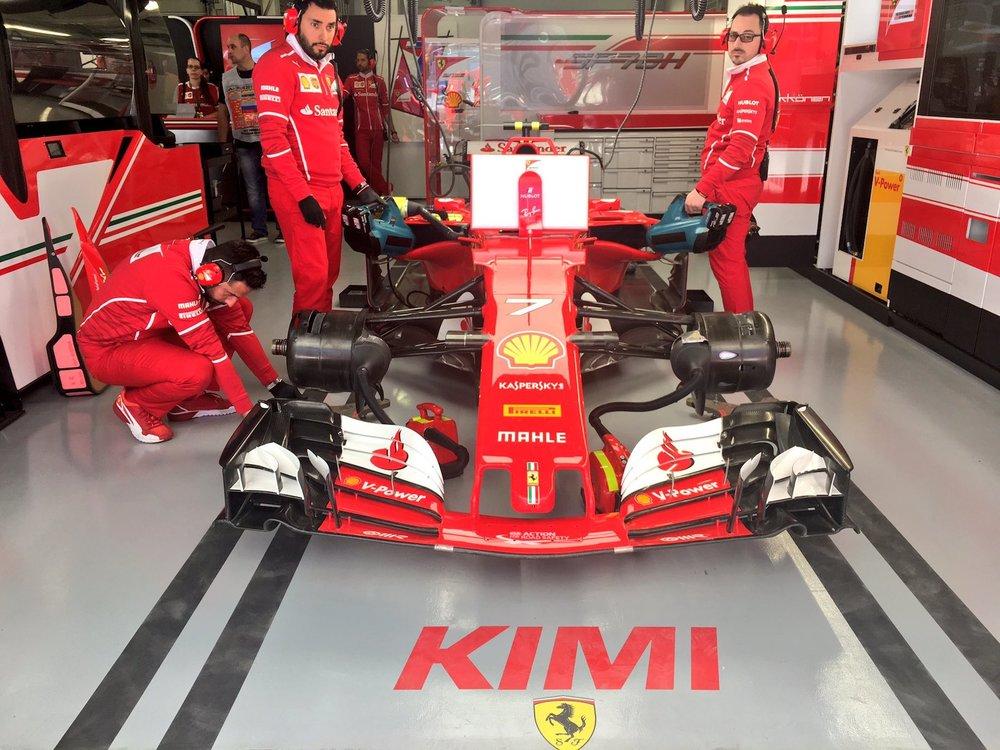 2017 Kimi Raikkonen | Ferrari SF70H | 2017 Russian GP FP1 2 copy.jpg
