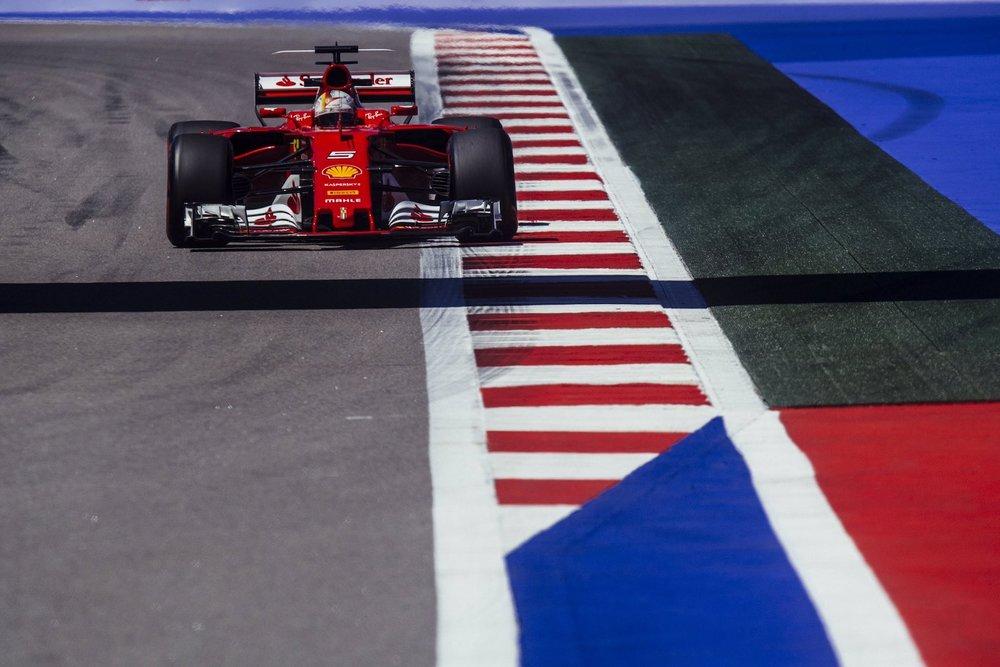 2017 Sebastian Vettel | Ferrari SF70H | 2017 Russian GP FP2 1 copy.jpg