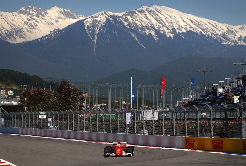 2017 Sebastian Vettel | Ferrari SF70H | 2017 Russian GP FP3 1 copy.jpg