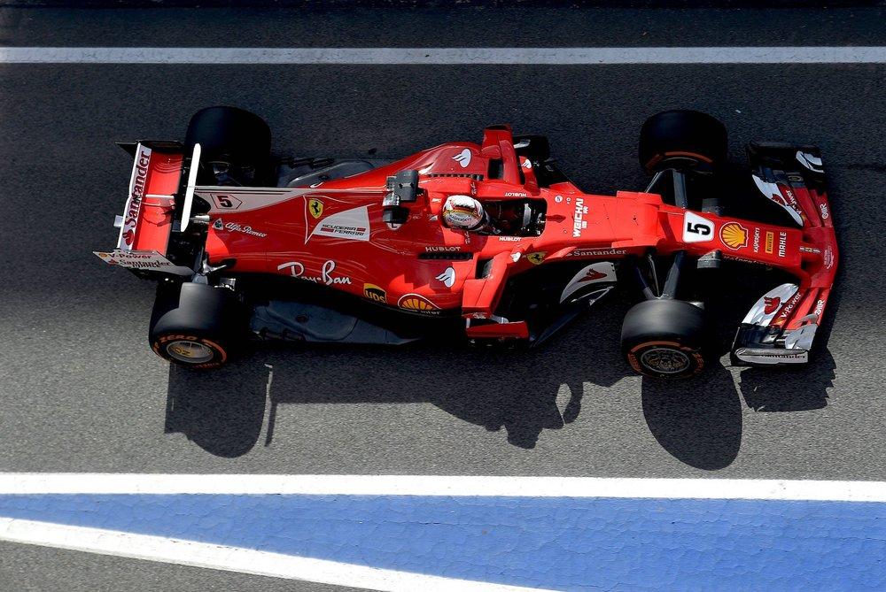 2017 Sebastian Vettel | Ferrari SF70H | 2017 Spanish GP FP2 2 copy.jpg