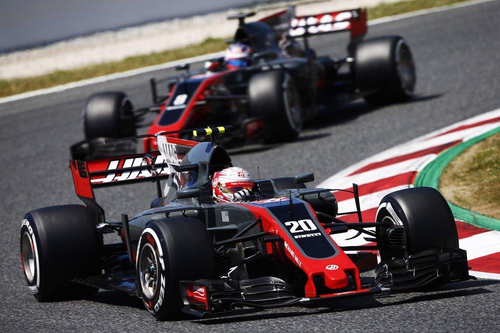 G 2017 Haas Teammates on track at Barcelona 2017 copy.jpg