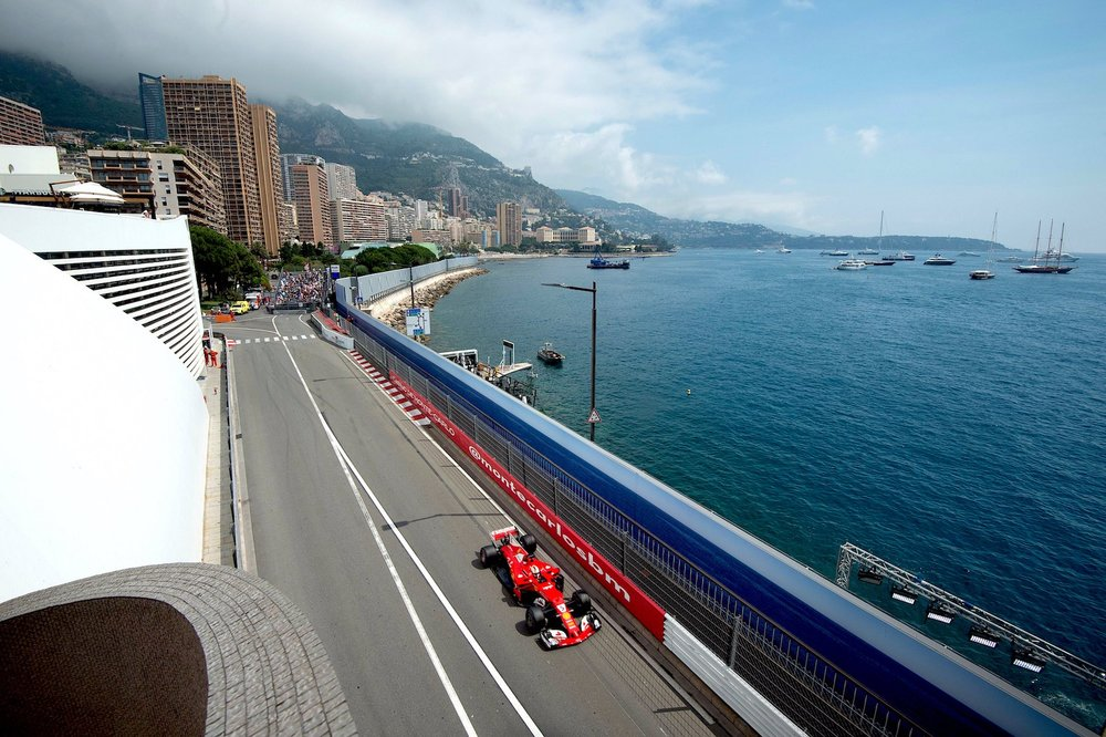 2017 Sebastian Vettel | Ferrari SF70H | 2017 Monaco GP FP2 1 copy.jpg