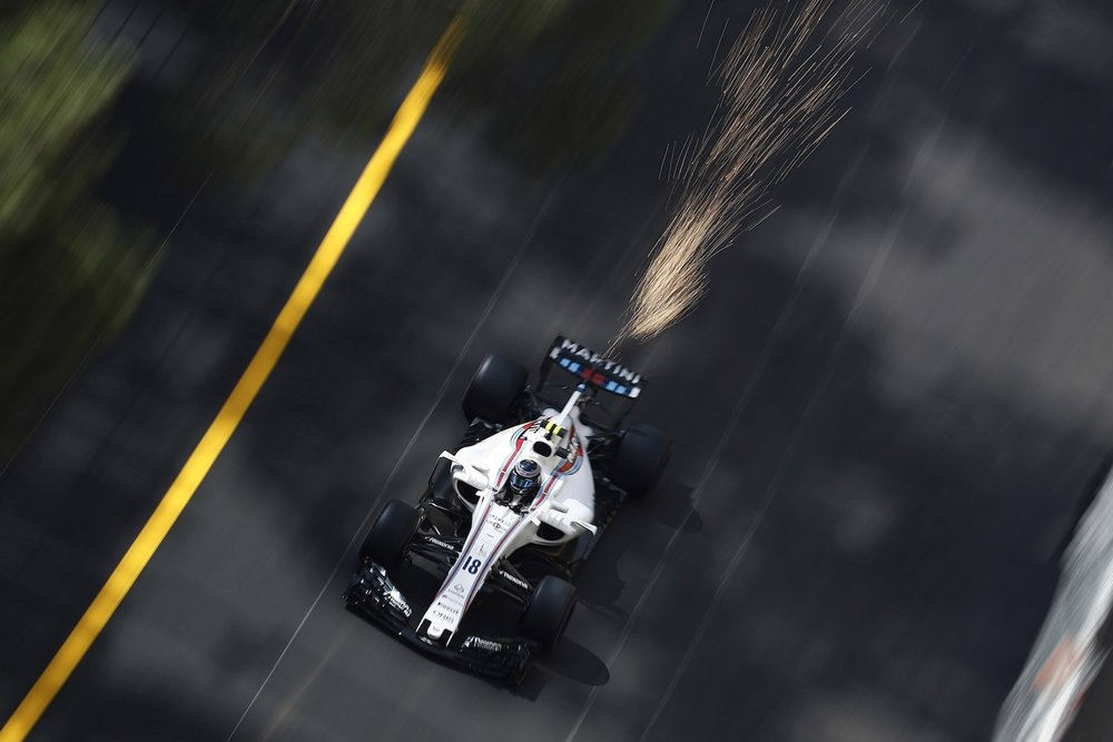 2017 Lance Stroll | Williams FW40 | 2017 Monaco GP Q1 2 copy.JPG
