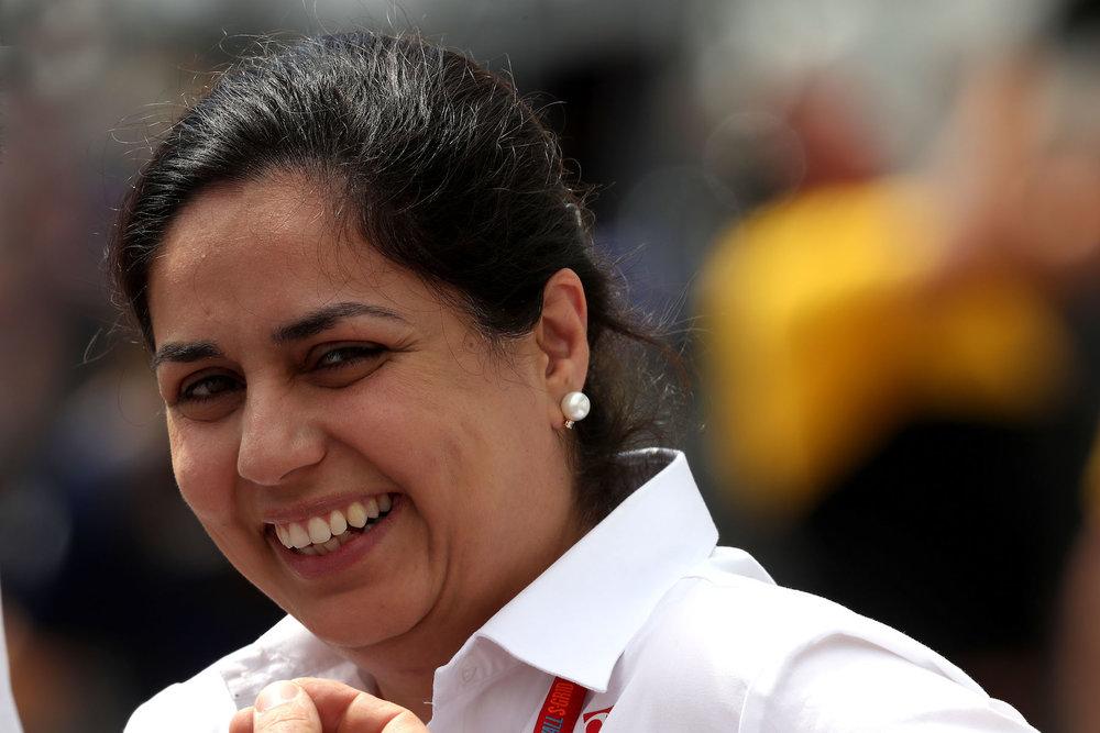 Salracing | Monisha Kaltenborn - Sauber F1 Team