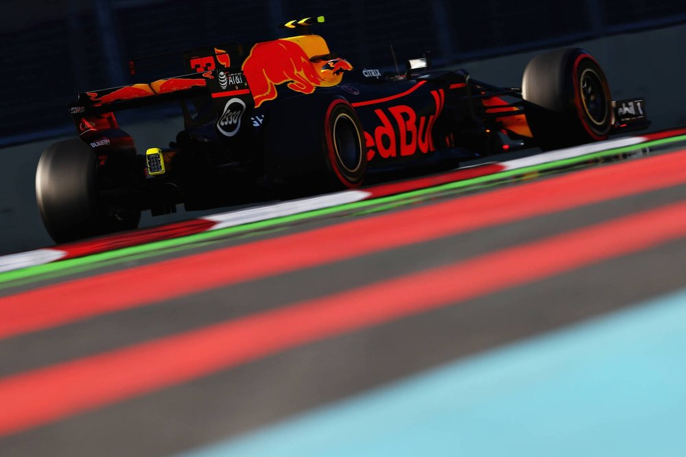 2017 Max Verstappen | Red Bull RB13 | 2017 Azerbaijan GP FP2 1 Photo by Clive Rose:Getty Images copy.jpg