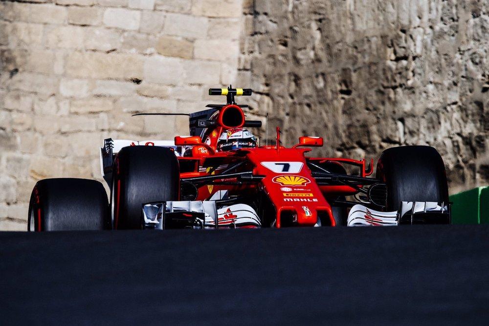 2017 Kimi Raikkonen | Ferrari SF70H | 2017 Azerbaijan GP Q3 P3 1 copy.jpg