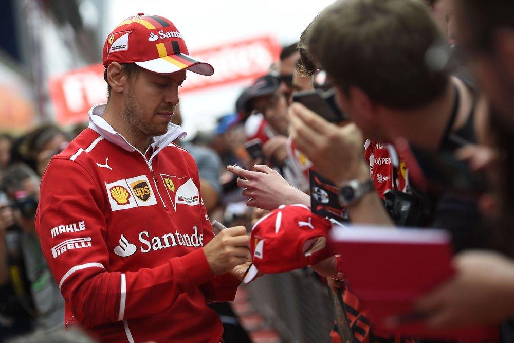 2017 Sebastian Vettel | Ferrari SF70H | 2017 British GP 1 copy.jpg