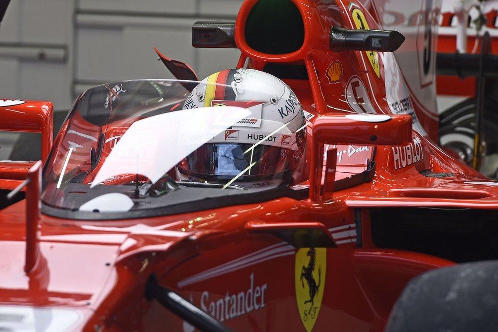 2017 Sebastian Vettel | Ferrari SF70H | 2017 British GP FP1 3 copy.jpg
