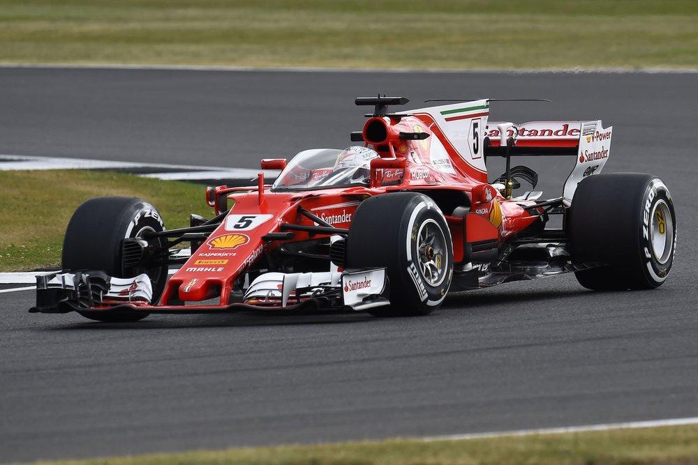2017 Sebastian Vettel | Ferrari SF70H | 2017 British GP FP1 7 copy.jpg