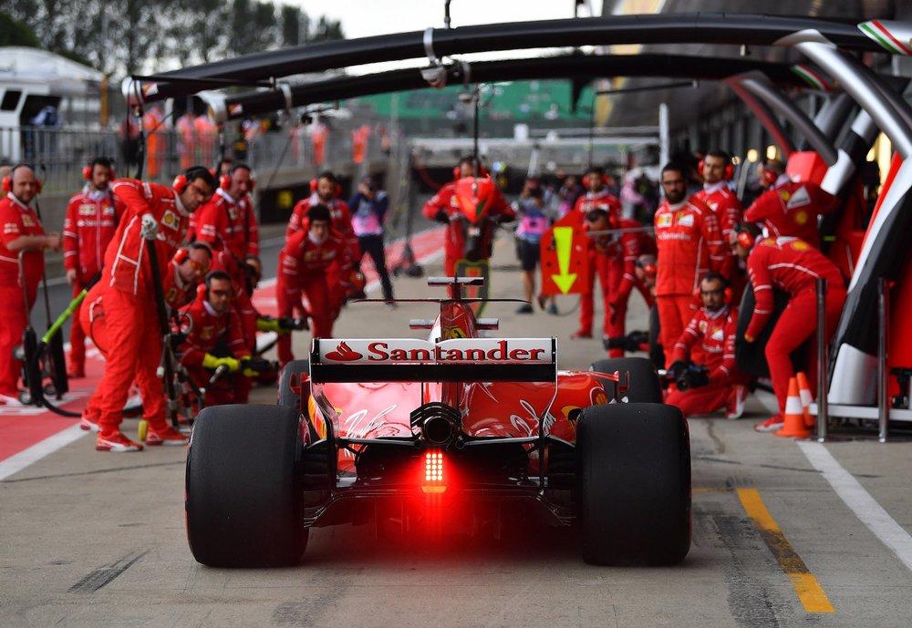 2017 Sebastian Vettel | Ferrari SF70H | 2017 British GP FP2 2 copy.jpg
