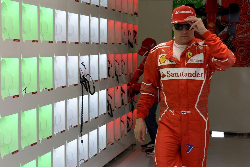 A 2017 Kimi Raikkonen | Ferrari SF70H | 2017 British GP P3 1 copy.jpg