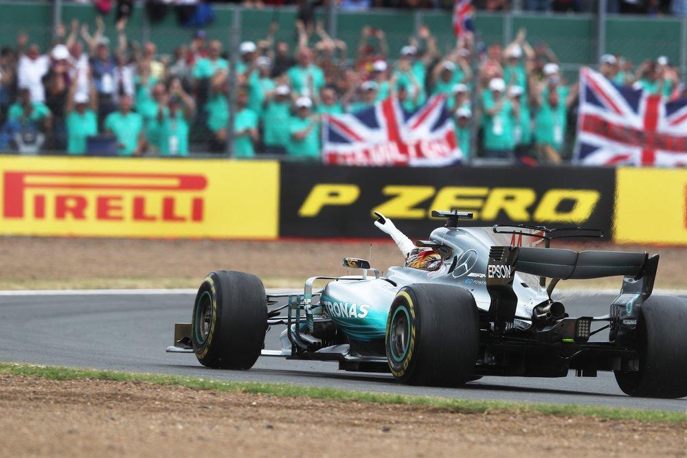 V 2017 Lewis Hamilton | Mercedes W08 | 2017 British GP winner 2 copy.jpg