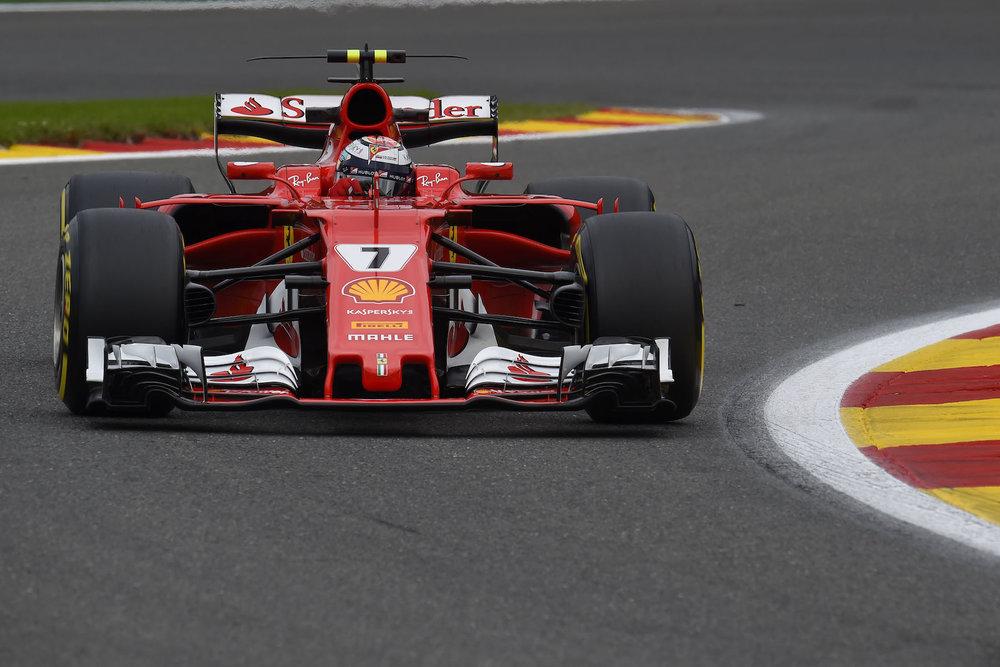 2017 Kimi Raikkonen | Ferrari SF70H | 2017 Belgian GP FP2 2 copy.jpg
