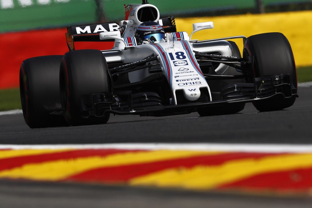 2017 Lance Stroll | Williams FW40 | 2017 Belgian GP FP3 1 copy.jpg