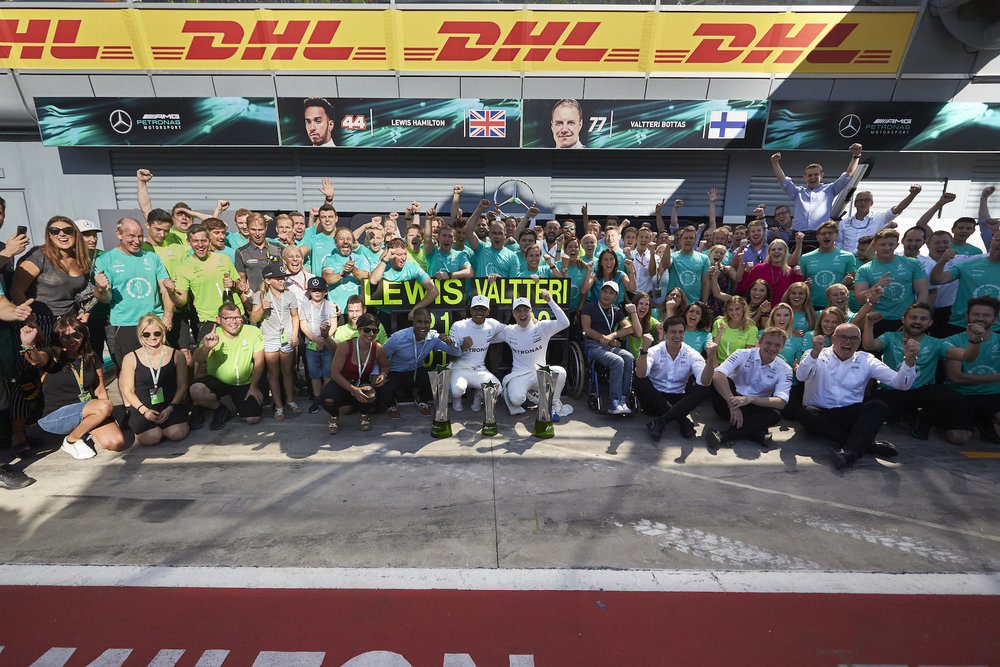 Z 2017 Mercedes Team celebrating 1 2 at 2017 Italian GP copy.JPG