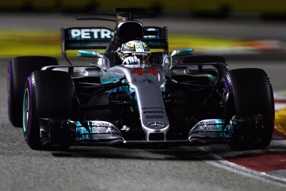 S 2017 Lewis Hamilton | Mercedes W08 | 2017 Singapore GP winner 2 copy.jpg