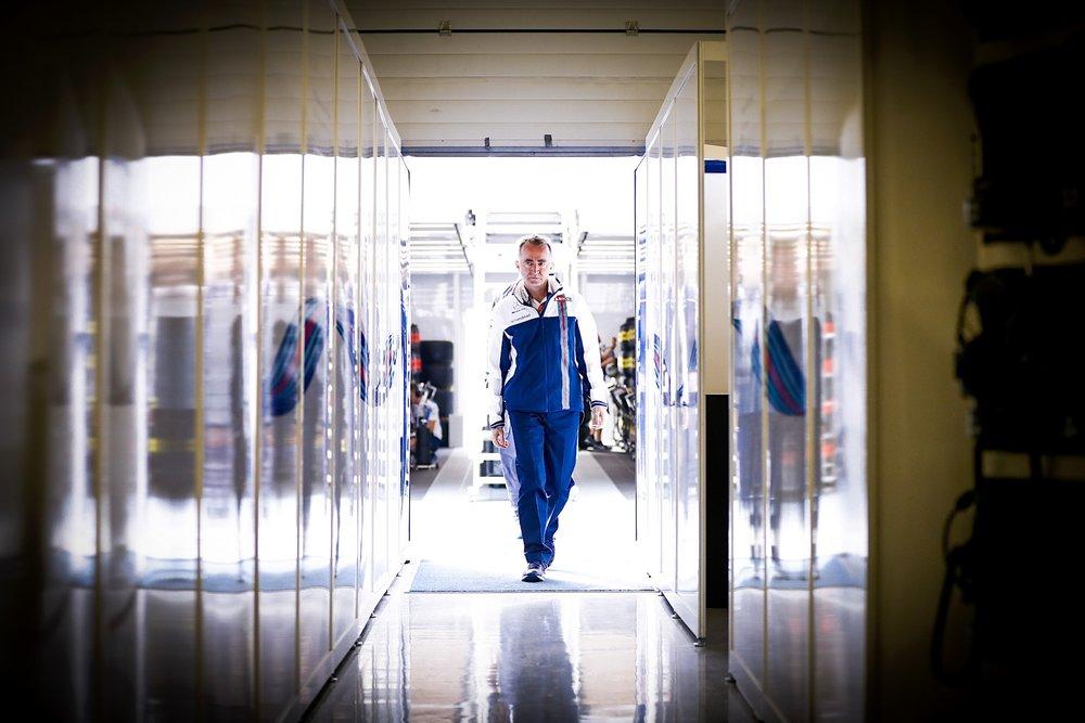 Paddy Lowe | Silverstone 2017