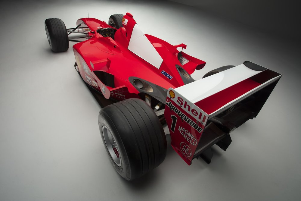 Ferrari F2001 Chassis 211 2