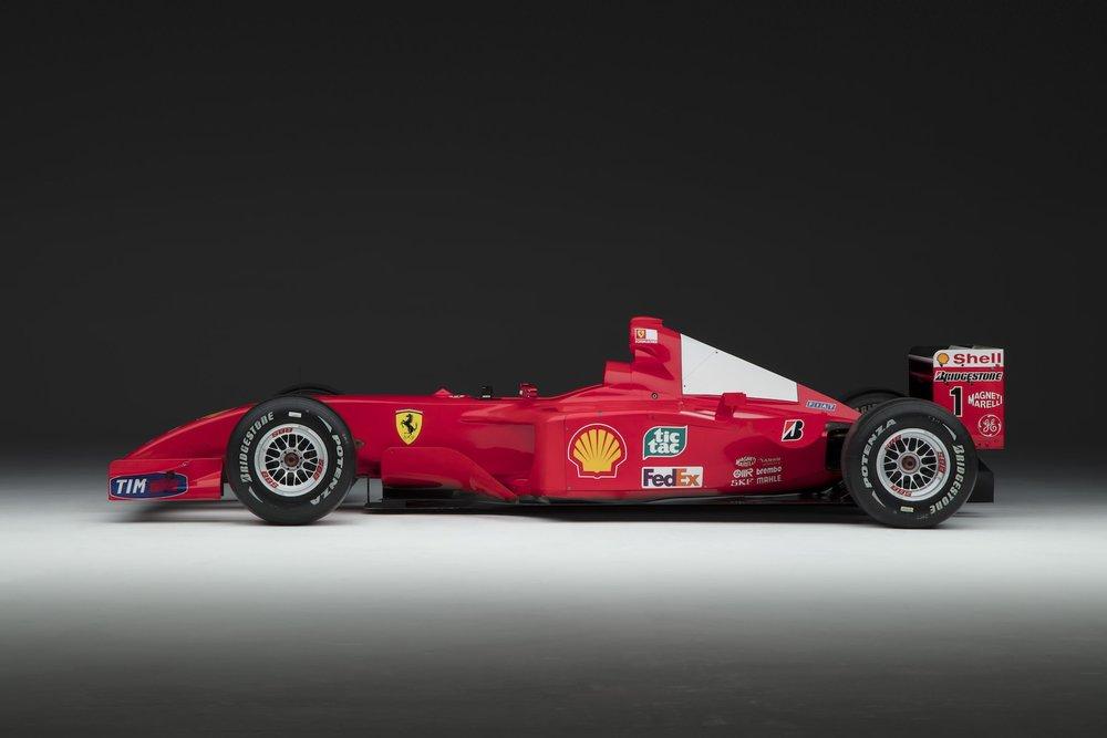 Ferrari F2001 Chassis 211 4
