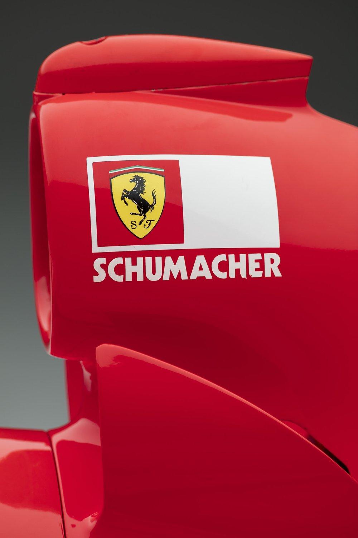 Ferrari F2001 Chassis 211 5