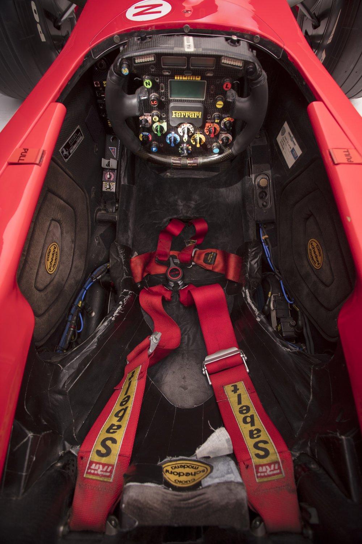 Ferrari F2001 Chassis 211 3