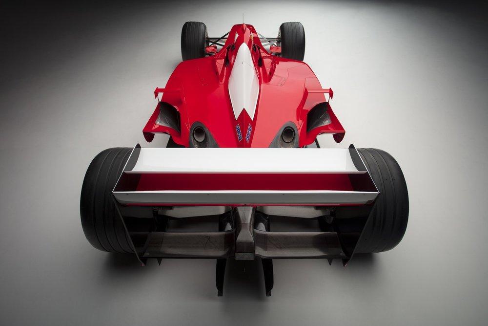 Ferrari F2001 Chassis 211 7